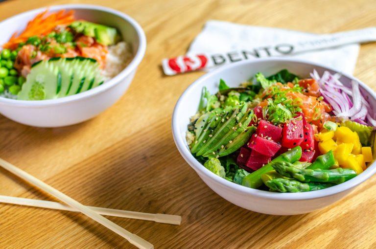 Bento Asian Kitchen Sushi Full Menu