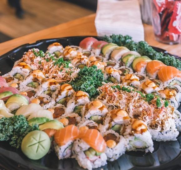 Bento Asian Kitchen Sushi Opens New Winter Park Location Bento Cafe