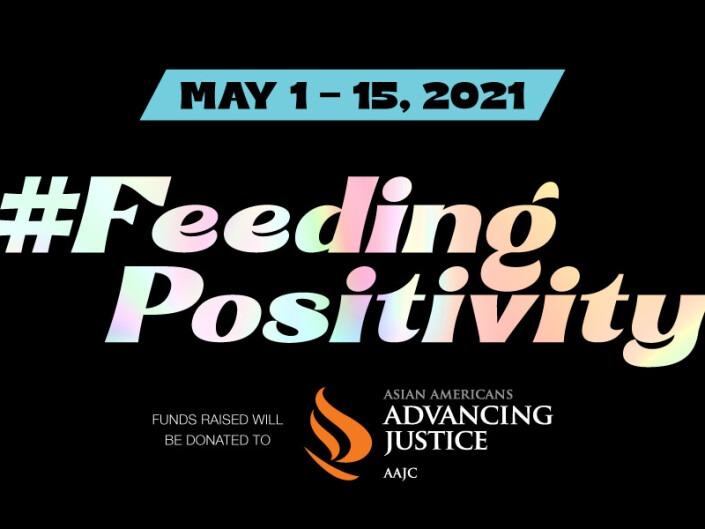 May 1-15, 2021: #FeedingPositivity